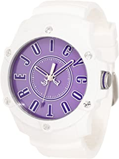 Juicy Couture Women's 1900907 Surfside Silicon Strap Watch