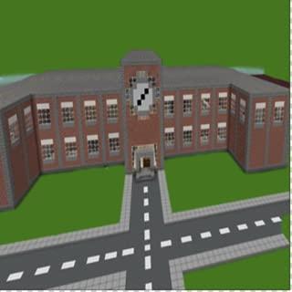 minecraft school map mcpe