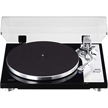 TEAC ティアック ダイレクトドライブ アナログターンテーブル ピアノブラック TN-4D-B