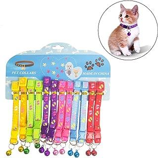 ANCOL Estrellas Kitten Cat Coll con Joya /& Hebilla de Seguridad