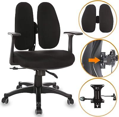 Amazon Com Magnussen Kenley Y1875 85 Wood Desk Chair
