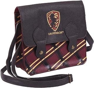 CERDÁ LIFE'S LITTLE MOMENTS Damen Harry Potter Schulter Handtasche Gryffindor Umhängetasche Offizielle Lizenz, Mehrfarbig, M