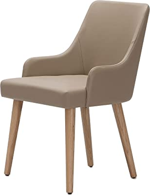 Ceets Park Accent Dining Chair, Tan