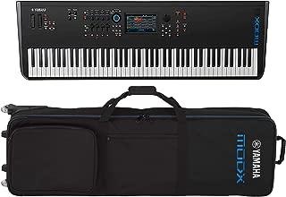 Yamaha MODX8 88 Key Synthesizer and MODX8 Soft Case Bundle