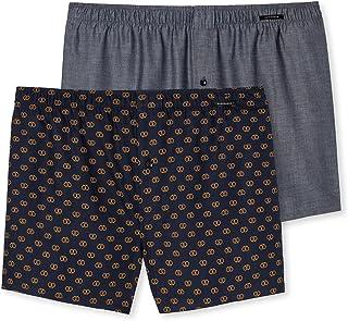 Schiesser Men's Oktoberfest Boxershort (2er Pack) Boxer Shorts