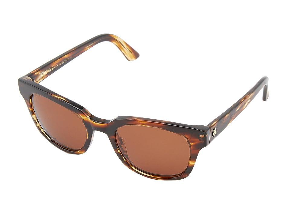 Electric Eyewear 40Five (Tortoise Shell/M Bronze) Sport Sunglasses