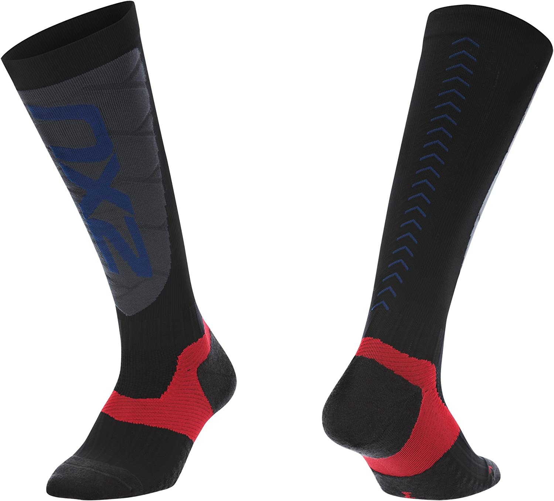 2XU Womens Elite Compression Alpine Socks