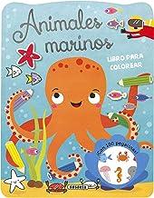 Animales Marinos (Láminas y pegatinas)