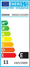 Osram speciale gloeilamp, groen, E27-fitting, 11 watt