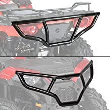 front and rear bumper guards