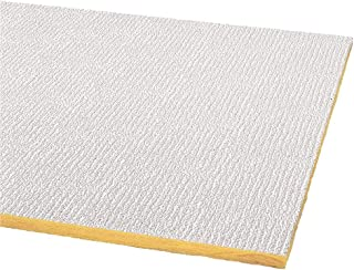 Armstrong World Industries BPGR2907 Acoustical Ceiling Panel 2907 Shasta Unperforated Humiguard Plus Lay In (16 per Case), 24