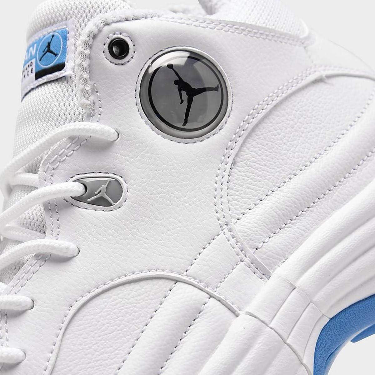 Jordan Men's Shoes Nike Jumpman Team 1 White University Blue CV8926-107