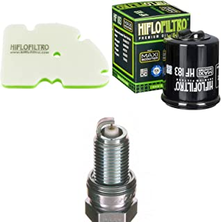 Filtro de aire para filtro de aceite de buj/ía XR 650 R 2000-2007 Pamoto