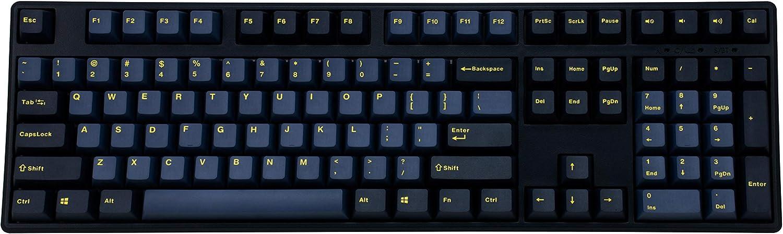 Mistel X-VIII Glaze Blue Mechanical Keyboard