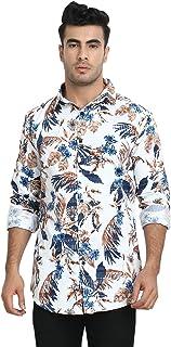 Trend Overseas Men's Slim Fit Shirt
