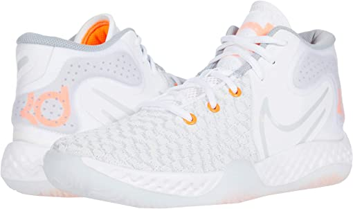 White/Pure Platinum/Total Orange