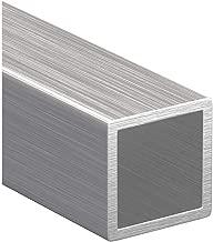 blanc 23.5mm carr/ée Equerre connecteur 90/° pour tube PVC//alu