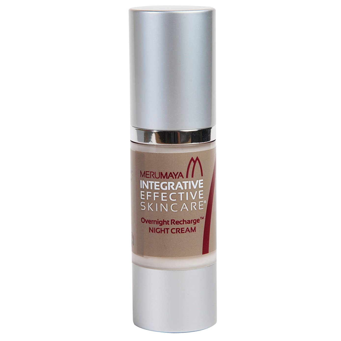 フェデレーション印刷する悲しいMerumaya一晩充電ナイトクリーム30ミリリットル (Merumaya) (x6) - Merumaya Overnight Recharge Night Cream 30ml (Pack of 6) [並行輸入品]