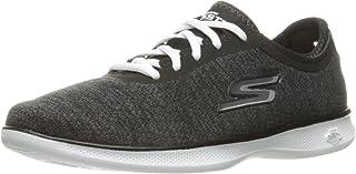 Tênis Skechers Go Step Lite Agile Feminino - Preto+branco - 36
