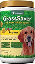 NaturVet – GrassSaver Supplement for Dogs – Healthy Supplement to Help Rid Your Lawn..