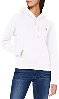 Tommy Jeans Tjw Regular Fleece Hoodie Sweater Femme