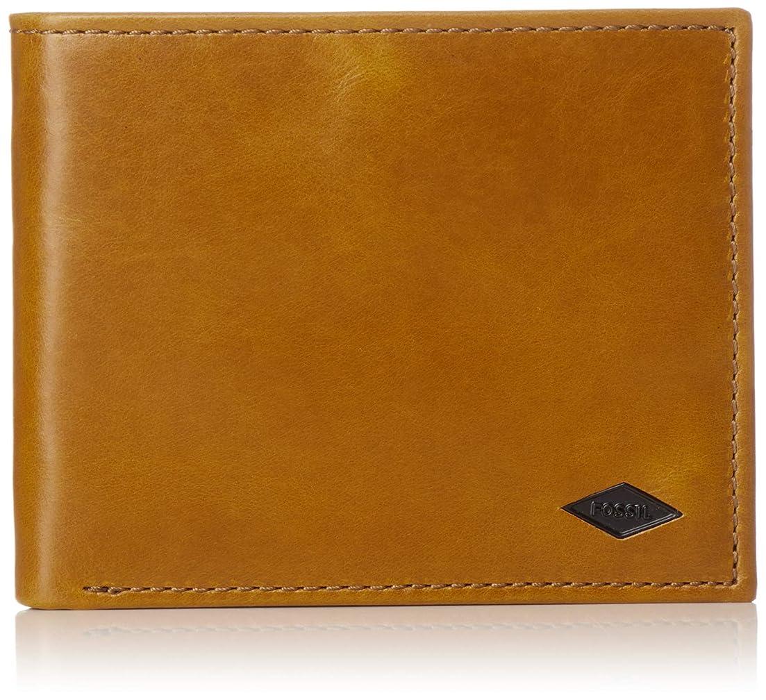 干渉する見るファイター[フォッシル] 2つ折り財布 RYAN RFID FLIP ID BIFOLD ML3729