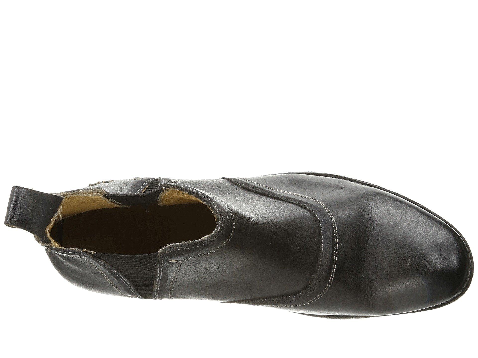 Black Stu Rustic Prato Bed Leather Fv4fqXqa