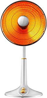 Infrared Heater,1200w Standing Instant Heater,Adjustable Height&angle,2 Levels of Power Adjusted,Over-heat&Tip-over Protec...