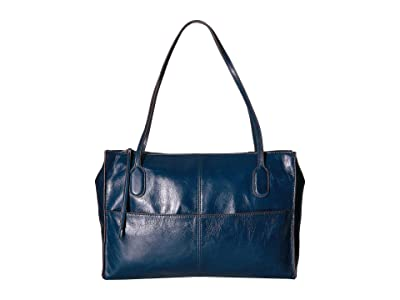 Hobo Friar (Sapphire) Shoulder Handbags