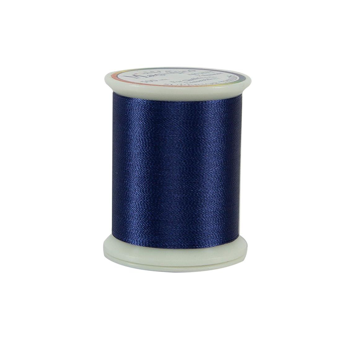 Superior Threads - Magnifico Polyester Thread - Cadet Blue - 500-Yard Spool hzdkz86250346770