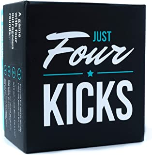 Just Four Kicks - A New Take On A Classic Party Game