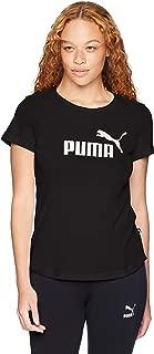 PUMA ESS Logo tee Camiseta Deportiva para Mujer