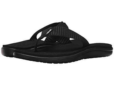 Teva Voya Flip (Bar Street Black) Women