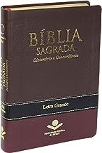 Bíblia Sagrada. Dicionário e Concordância