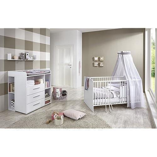 Babyzimmer Weiß Amazonde