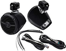$589 » Rockford Fosgate X317-REAR Add-on Rear Speaker Kit for use with X317-STAGE2 & X317-STAGE3 (2017-2020)