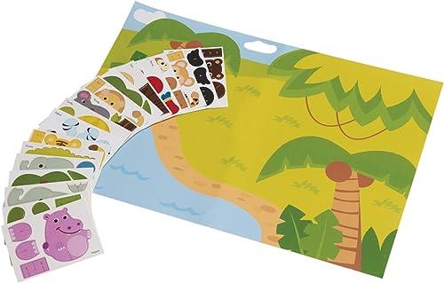 Envio gratis en todas las ordenes The Manhattan Toy Company. Set Set Set para montar tu propia jungla  Todo en alta calidad y bajo precio.
