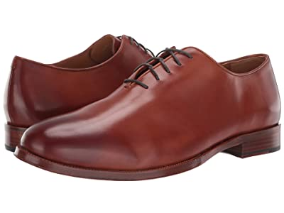 Cole Haan Gramercy Wholecut Dress Oxford (British Tan) Men
