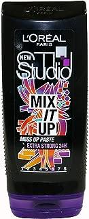 Loreal Paris Studio Line Mix it Up Mess Up Paste extra strong gel 24H