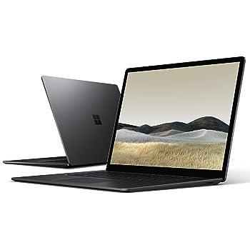"Microsoft Surface Laptop 3, 13"", Core i5, RAM 8 GB, SSD 256 GB, Nero"