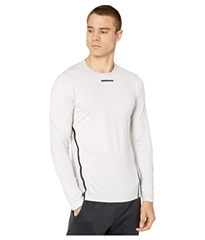 Craft Vent Mesh Long Sleeve Tee (Ash) Men