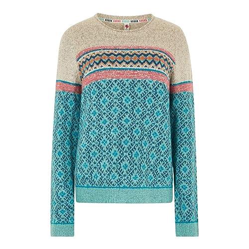 Fair Isle Sweater Amazoncouk