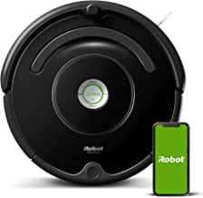 iRobot Roomba 675 Robot Vacuum-Wi-Fi Connectivity, Works with Alexa, Good for Pet Hair, Carpets, Hard Floors, Self-Chargin...