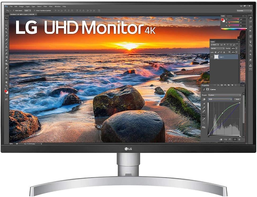 USB-C Monitor LG 27UN83A