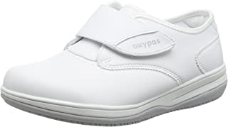 Oxypas Medilogic Emily Slip-resistant, Antistatic Nursing Shoe, White (Wht), 5.5 UK (39 EU)