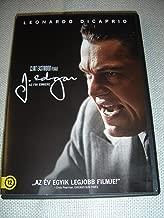 Az FBI embere (2011) J. Edgar / Leonardo DiCaprio / Clint Eastwood Film / ENGLISH, HUNGARIAN and CZECH Audio [European DVD Region 2 PAL]