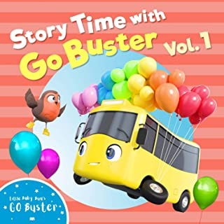 Buster the Rocket Bus Goes Space Exploring (Song)