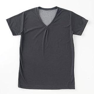 アシストラボ 汗を染み出させないシャツ 日本製 アシストデュアルシャツ S~3L ブラック・オフホワイト 950
