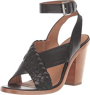Frye Women's Sara Criss Cross Sandal Heeled