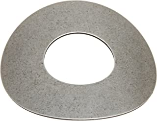 0.0065 Thick Stainless Steel 0.037 Compressed Height 0.423 OD Pack of 10 1.75lbs Load Capacity 0.269 ID Inch Curved Washer